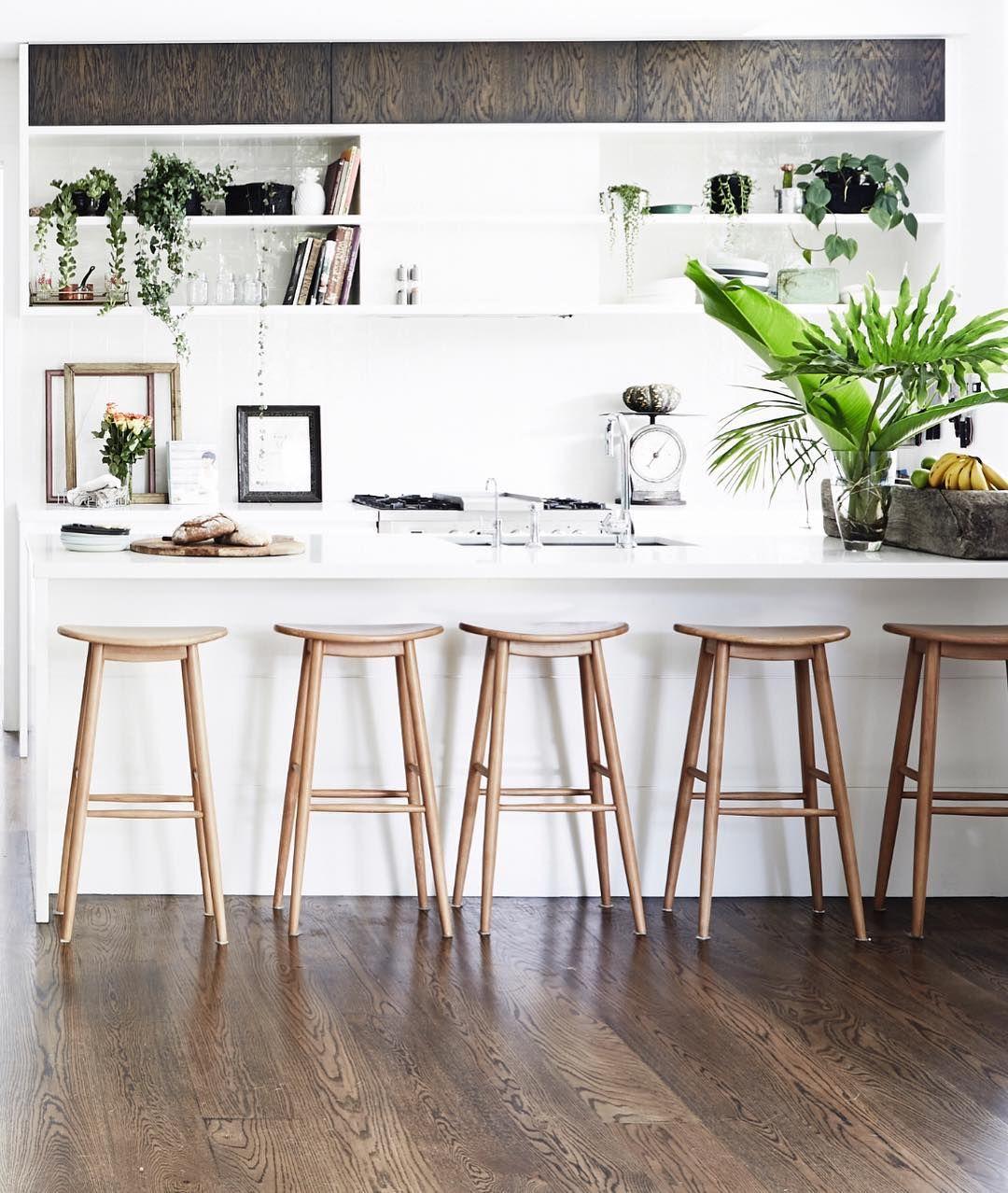 Magnolia Homes Interiors: Kitchen Style At Magnolia House #byronbeachabodes
