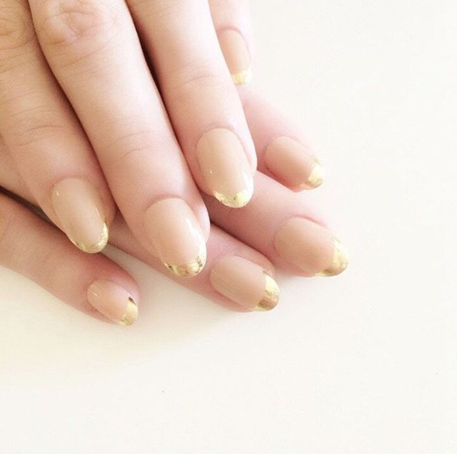 16 Ways To Make A French Manicure Cool Again Manicure Classic Nails Gel Nails