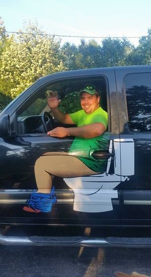 This Plumber Rocks The Best De... is listed (or ranked) 1 on the list The Most Hilarious Redneck Trucks of All Time