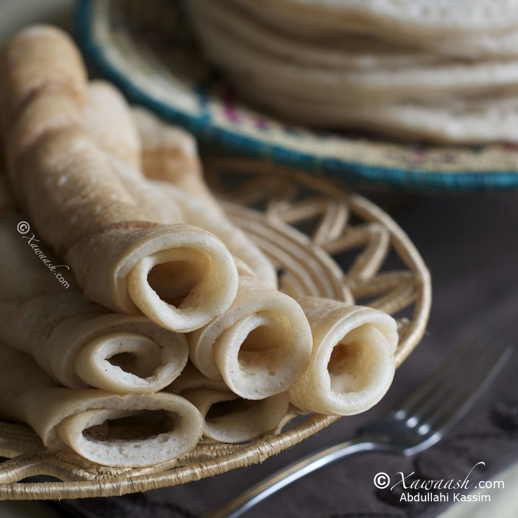 Somali, Crepes and Recipe videos on Pinterest