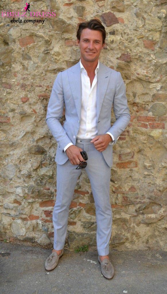 Wonderbaarlijk pak man bruiloft - Google zoeken (With images) | Wedding suits men AW-89
