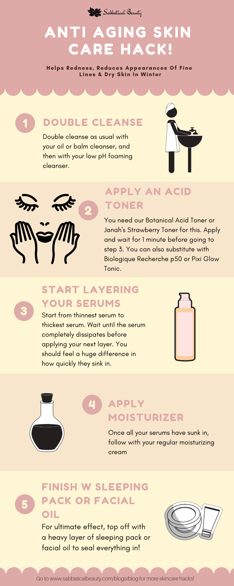 Anti-Aging Skin Care Hack (FREE PDF!)  Anti aging skin products
