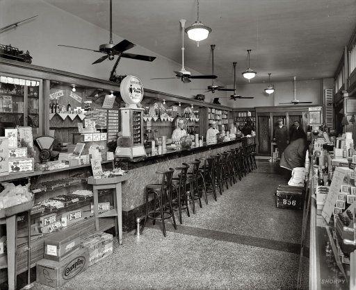 Dixie Soda Fountain Co.: 1928