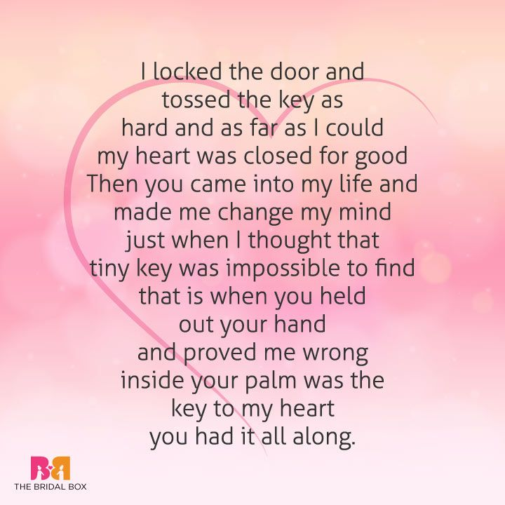Pin by Roberta on love | Romantic poems for him, Love ...