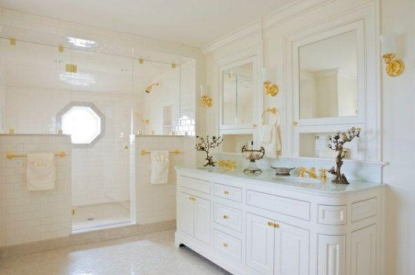 Badezimmer Accessoirs   atemberaubende Ideen für eine pure ...