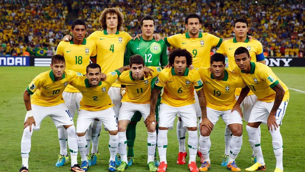 Brazil Tops Group A But How Long Will They Stay Brazil Argentina Sahabat