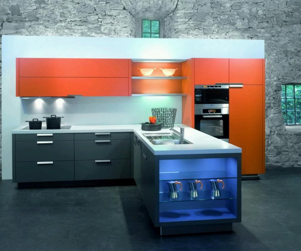 How To Design An Ultra Modern Kitchen Small Kitchen Cabinet