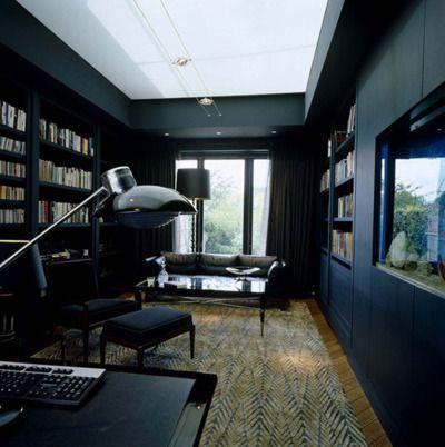 gentlemen's library