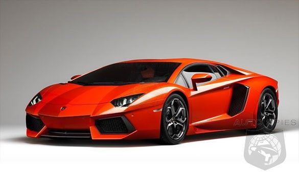 Delicieux Lamborghini Aventador LP700 4 Is A Two Door, Two Seat Sports Car
