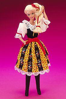 <em>Czechoslovakian</em> Barbie® Doll