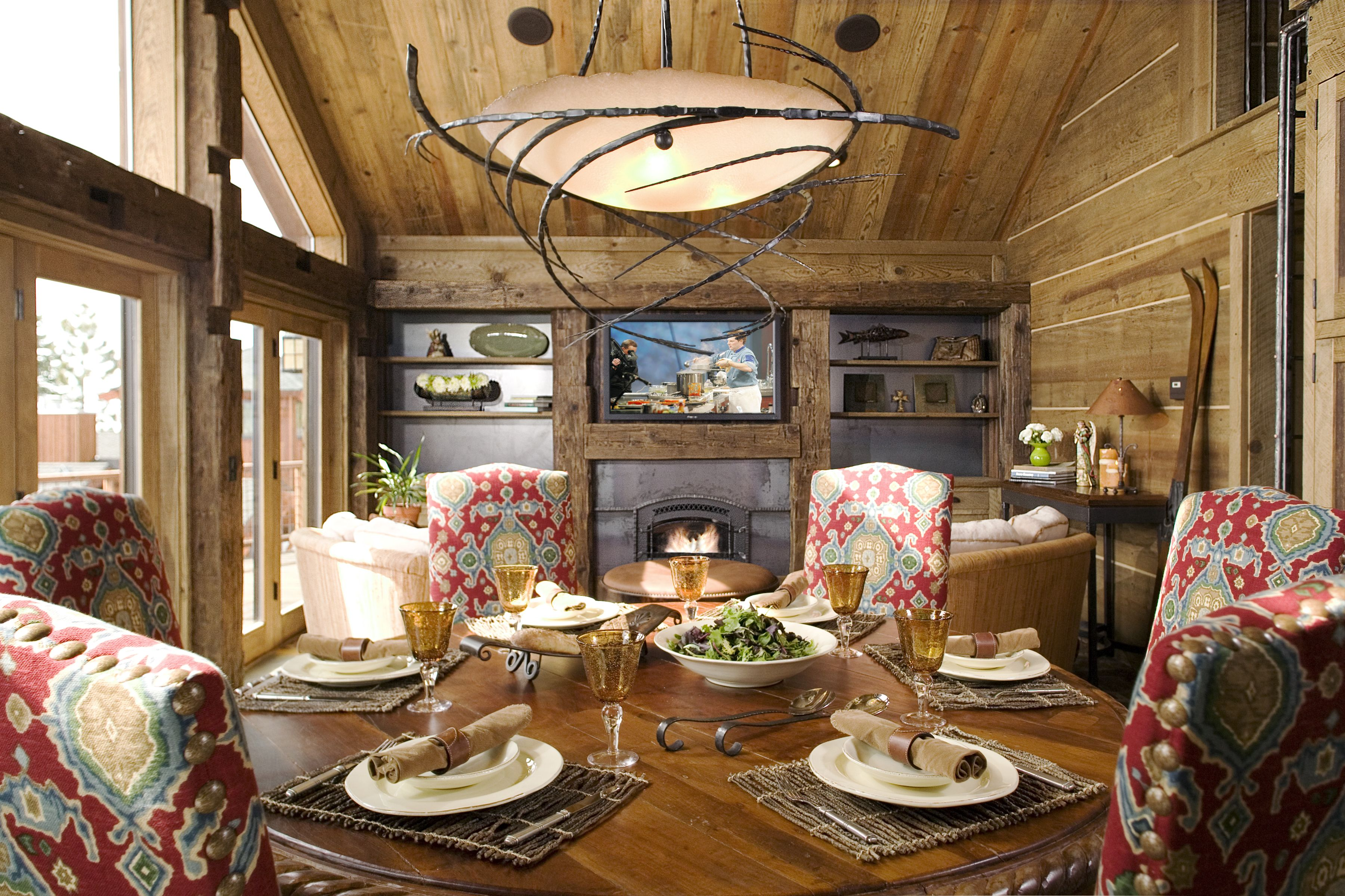 Ski Slope High Camp Home Interior Design Truckee Ca Rustic