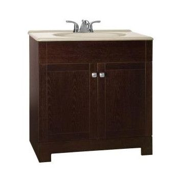 Rsi Home Products Renditions 30 75 Bathroom Vanity Set 30