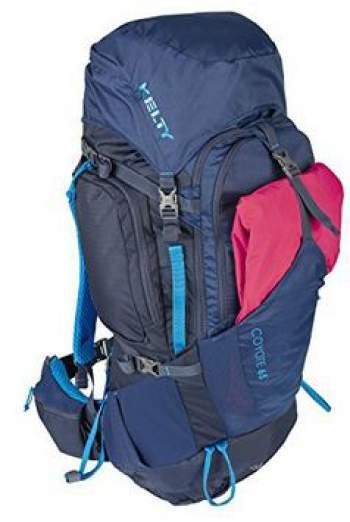 6d85f6b1bc58 The Kelty Coyote 65 backpack for men is a completely new 65 liters pack in  the already existing and well-known Kelty s Coyote series.