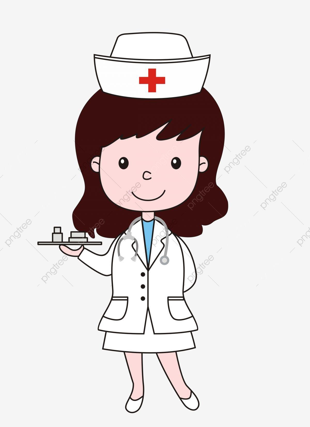 Vector Illustration Pink Nurse Hat Vector Illustration Pink Cross Png Transparent Clipart Image And Psd File For Free Download Chapeu De Enfermeira Ilustracoes Vetoriais Ilustracao Vetorial