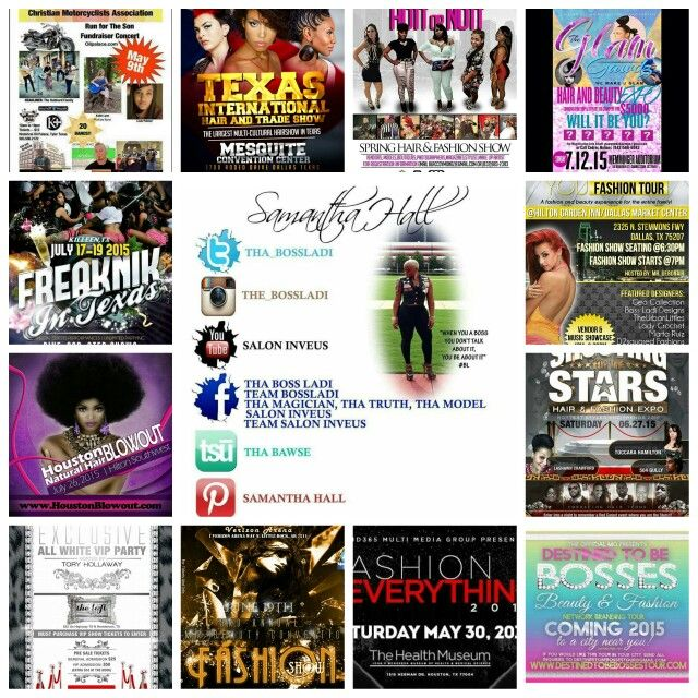 ***CALLING MODELS FOR THESE SHOWS*** MAY 17TH-DALLAS
