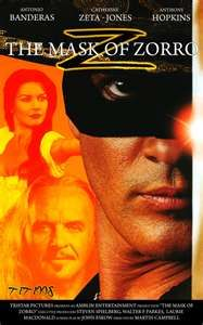 The Mask Of Zorro Shows