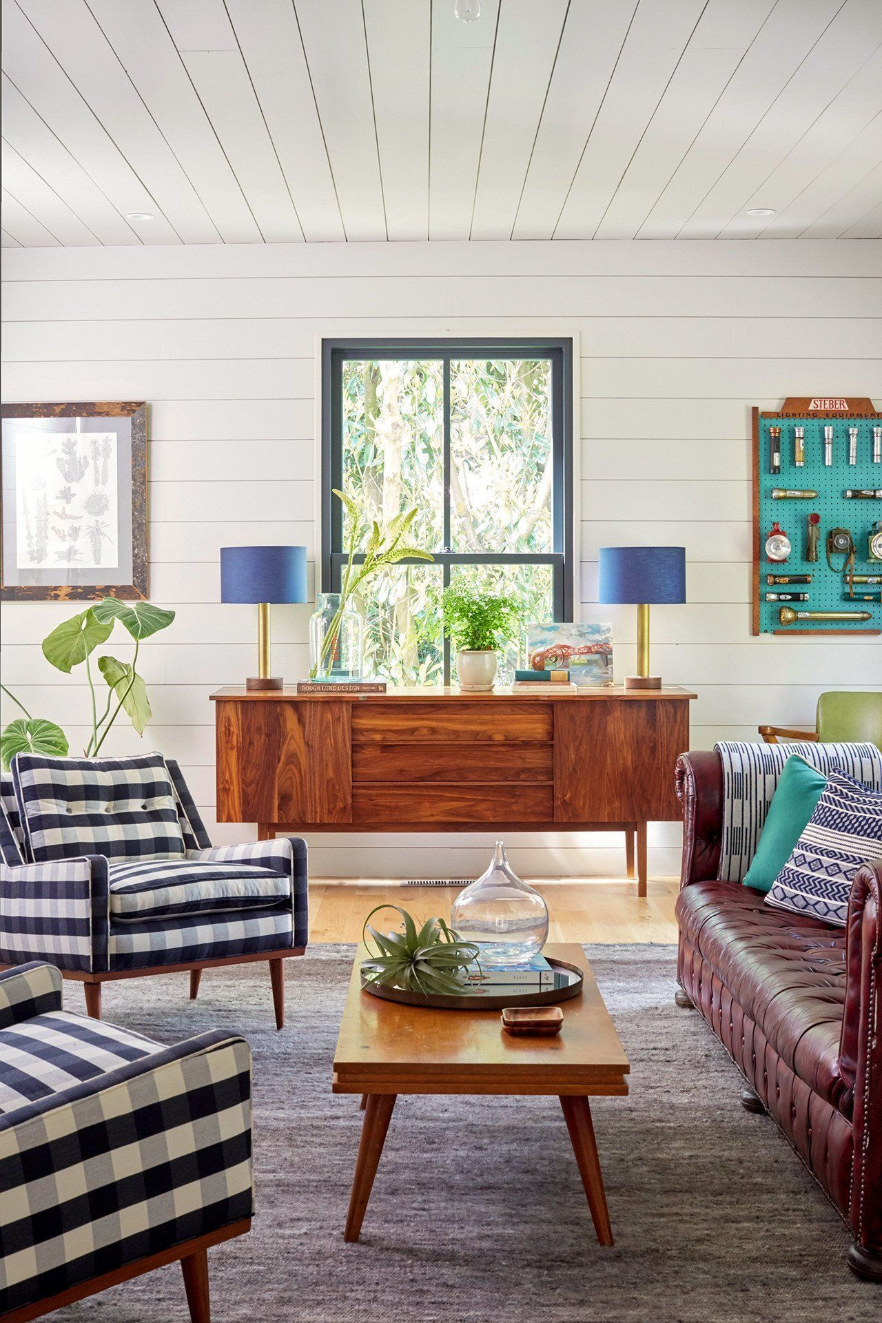 Living Room with Brown Sectional Inspirational Our ...