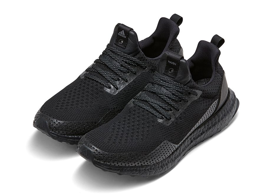 c068430ad5f5b2 Haven adidas Ultra Boost Triple Black Release Date
