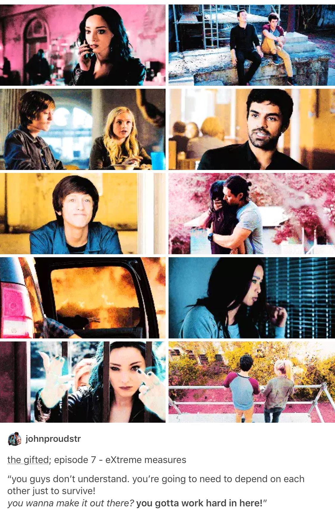 The Gifted Movies And Tv Shows Marvel X Men