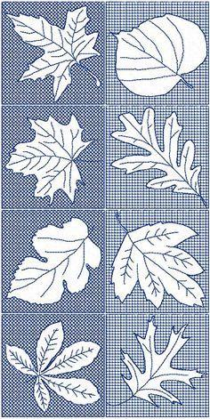 Leaf Block Set