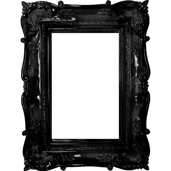 Black_frame.png (800×1029) ❤ liked on Polyvore