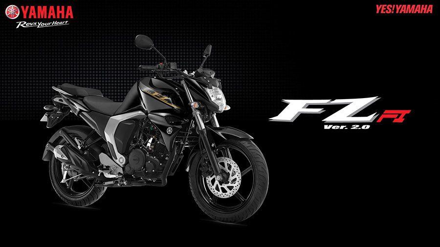 Yamaha Fz Vs Suzuki Gixxer Specs Comparison Yamaha Fz Suzuki