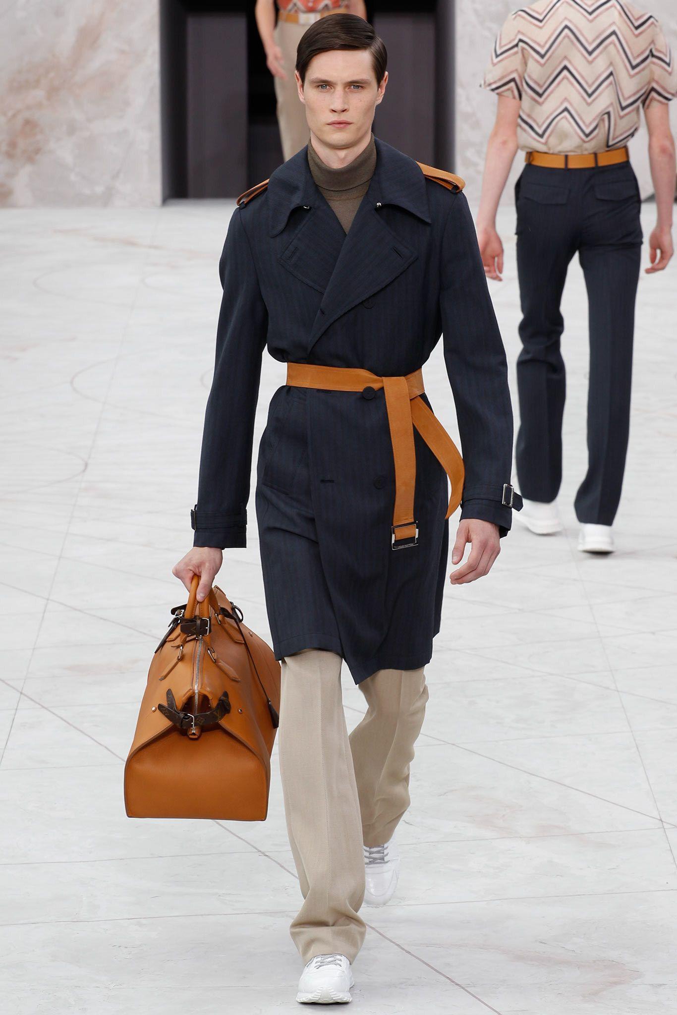 Louis Vuitton Spring 2015 Menswear Fashion Show