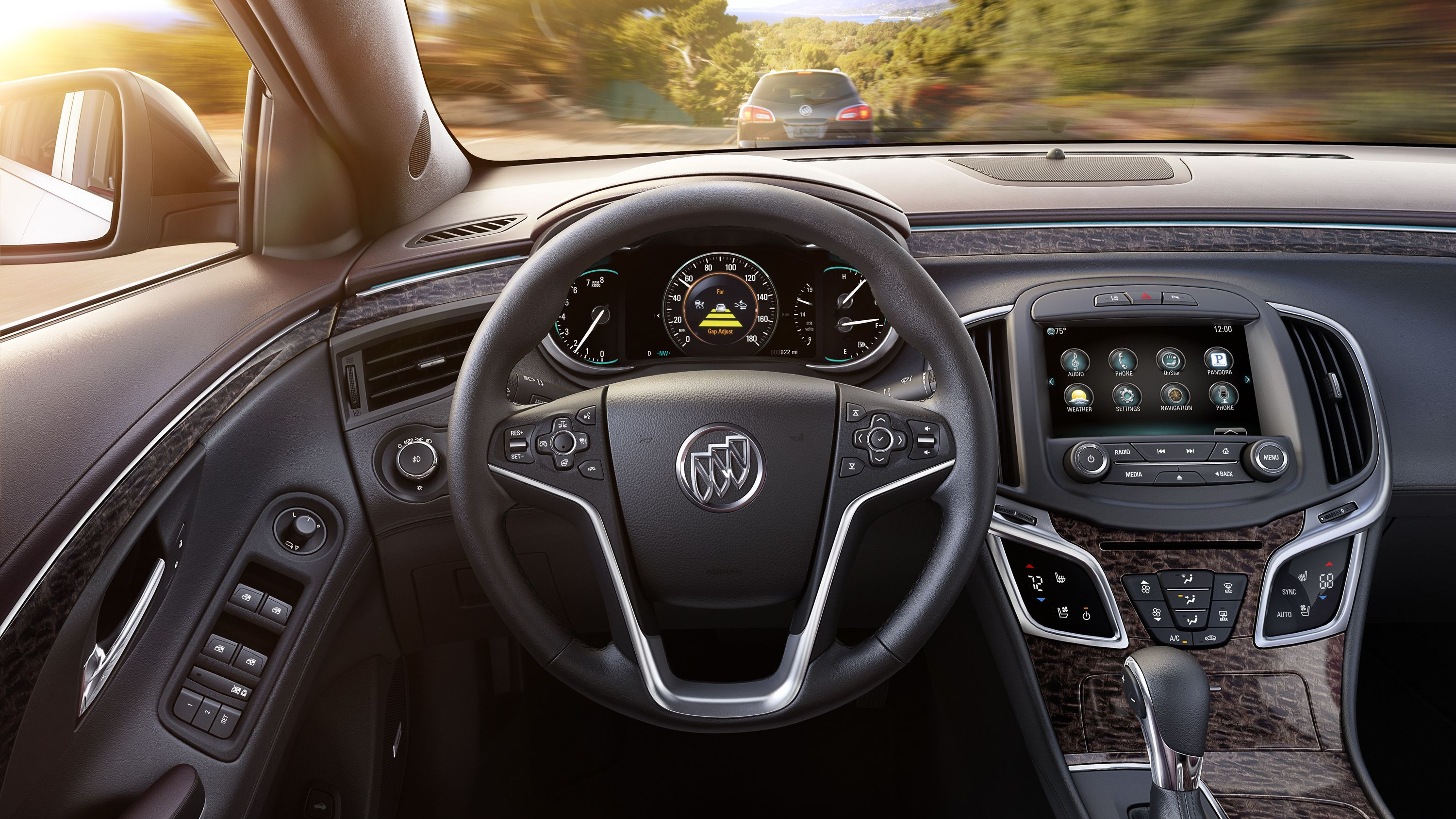 Buick LaCrosse: Instruments and Controls