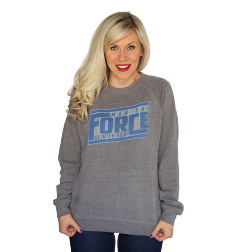May The Force Pullover
