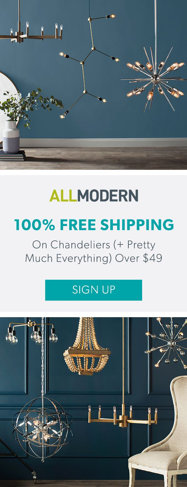 Chandeliers sign up now for free shipping on orders over 49 at chandeliers sign up now for free shipping on orders over 49 at allmodern arubaitofo Images