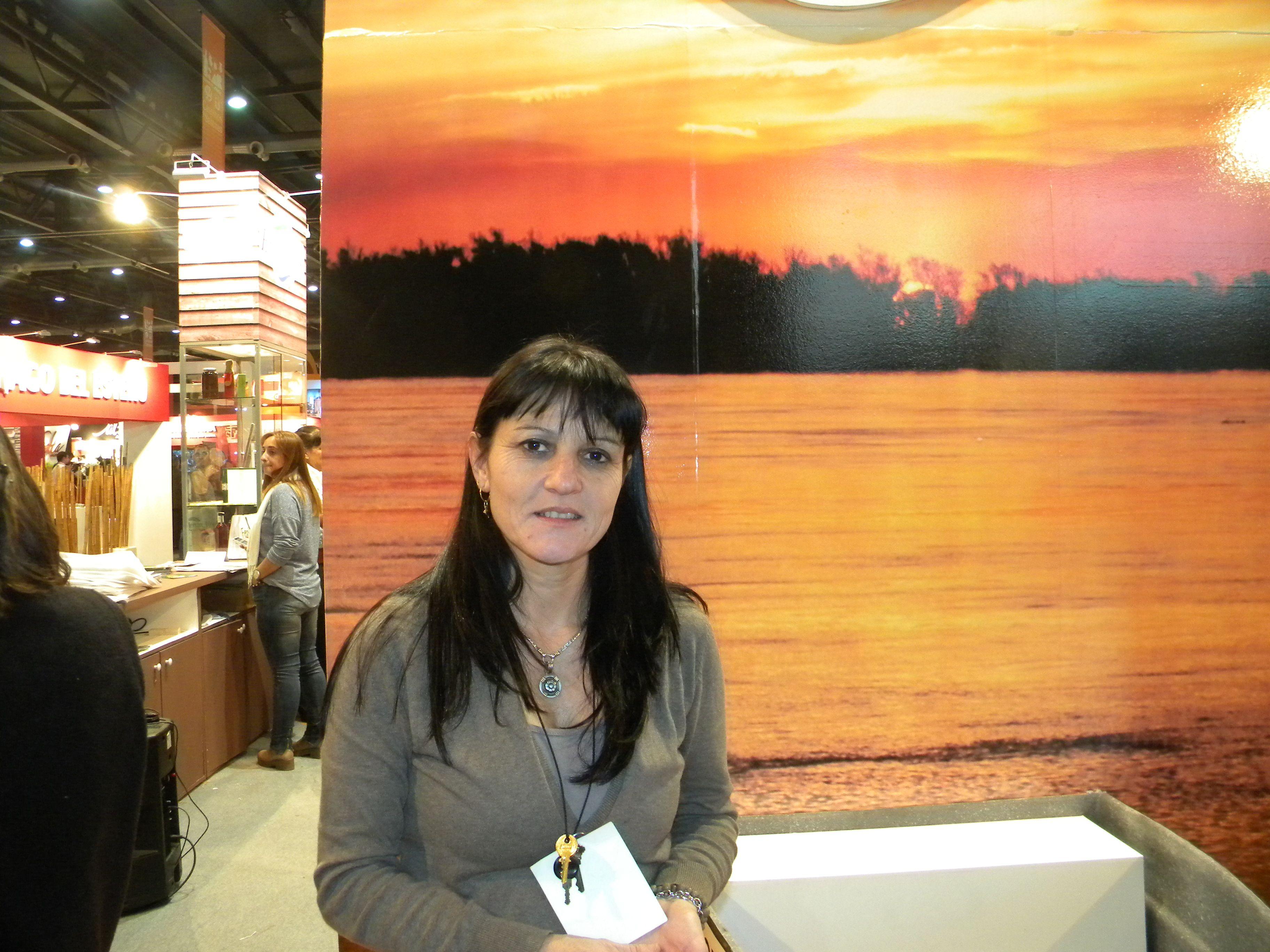 ENTRE RÍOS: Lic. Claudia Pagnotta, Coordinadora de Gestión Turística Costa del Uruguay, Ministerio de turismo de Entre Ríos.