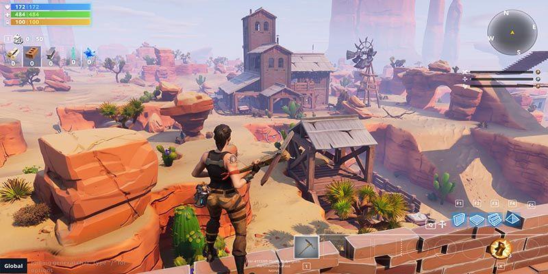 Epic Games Prepara Nuevas Cosas Para Fortnite Salvar El Mundo Fortnite Clash Games Game Prices