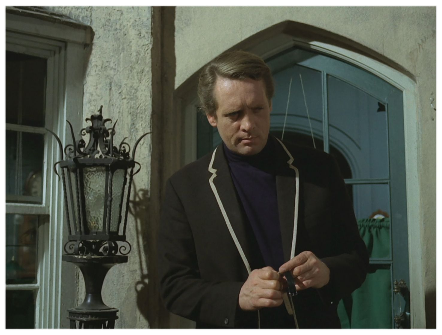Its your funeral patrick mcgoohan as number six