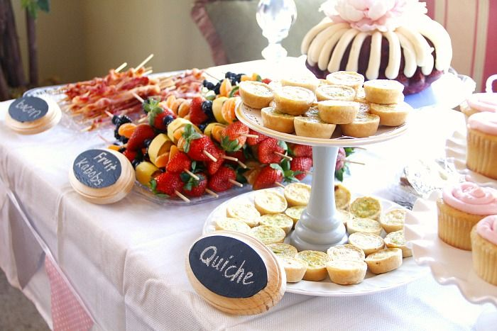 Baby Shower Brunch Parties Pinterest Baby Shower Brunch Baby