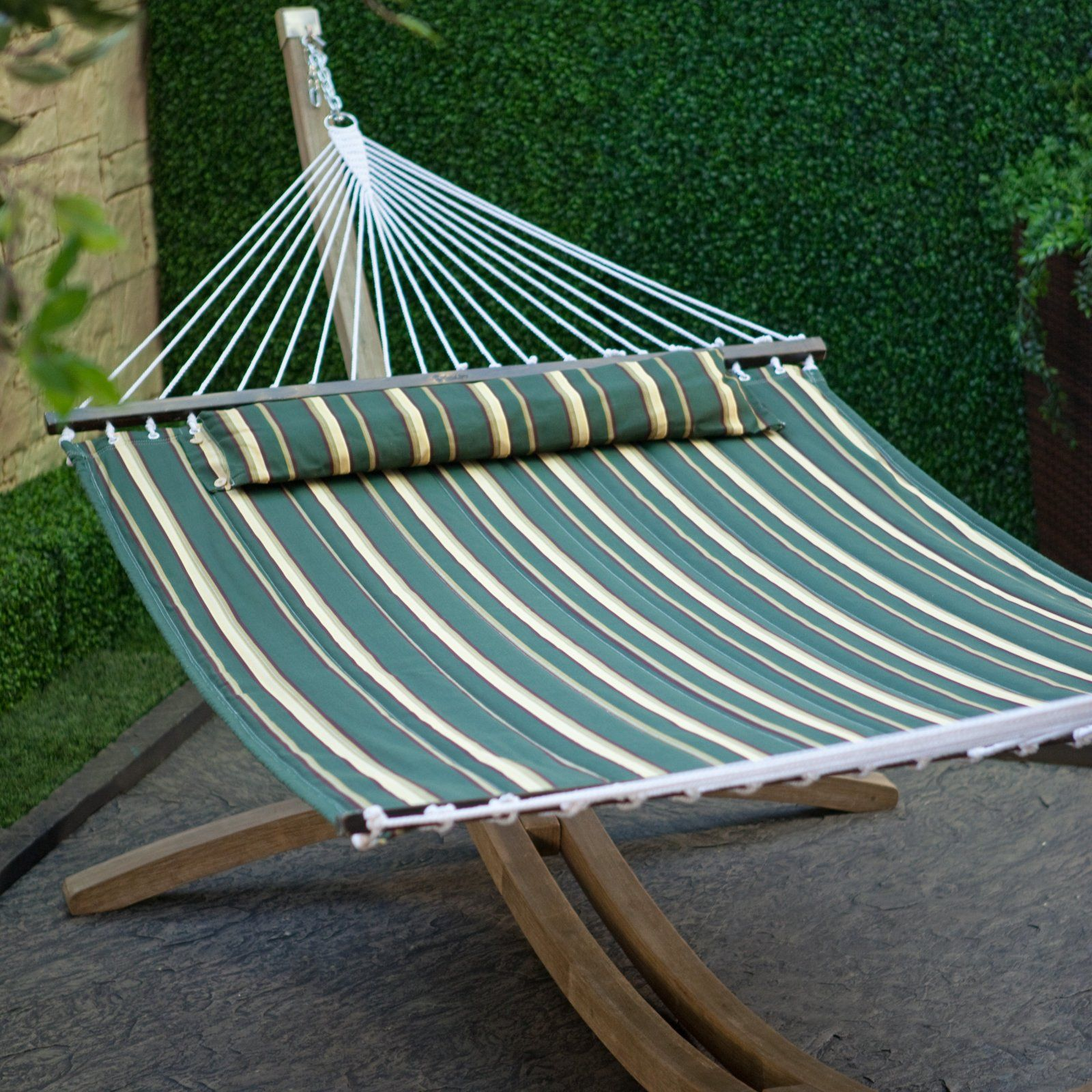 Island bay seagrass quilted hammock for the home pinterest