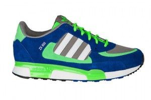 nike internationalist groen blauw