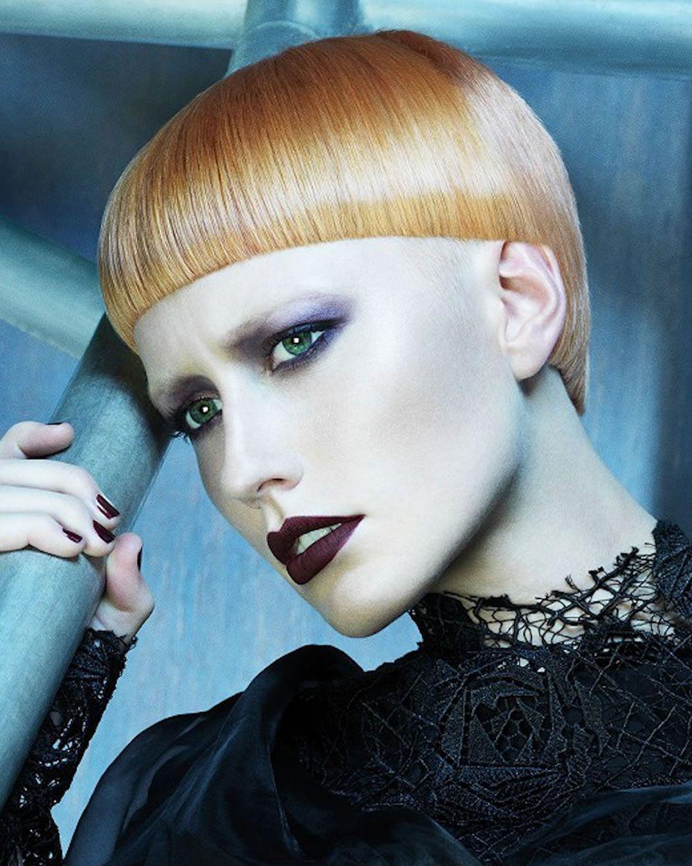 Russische Frauen Kurzhaarschnitte Und Frisuren Für 2018 Frisuren