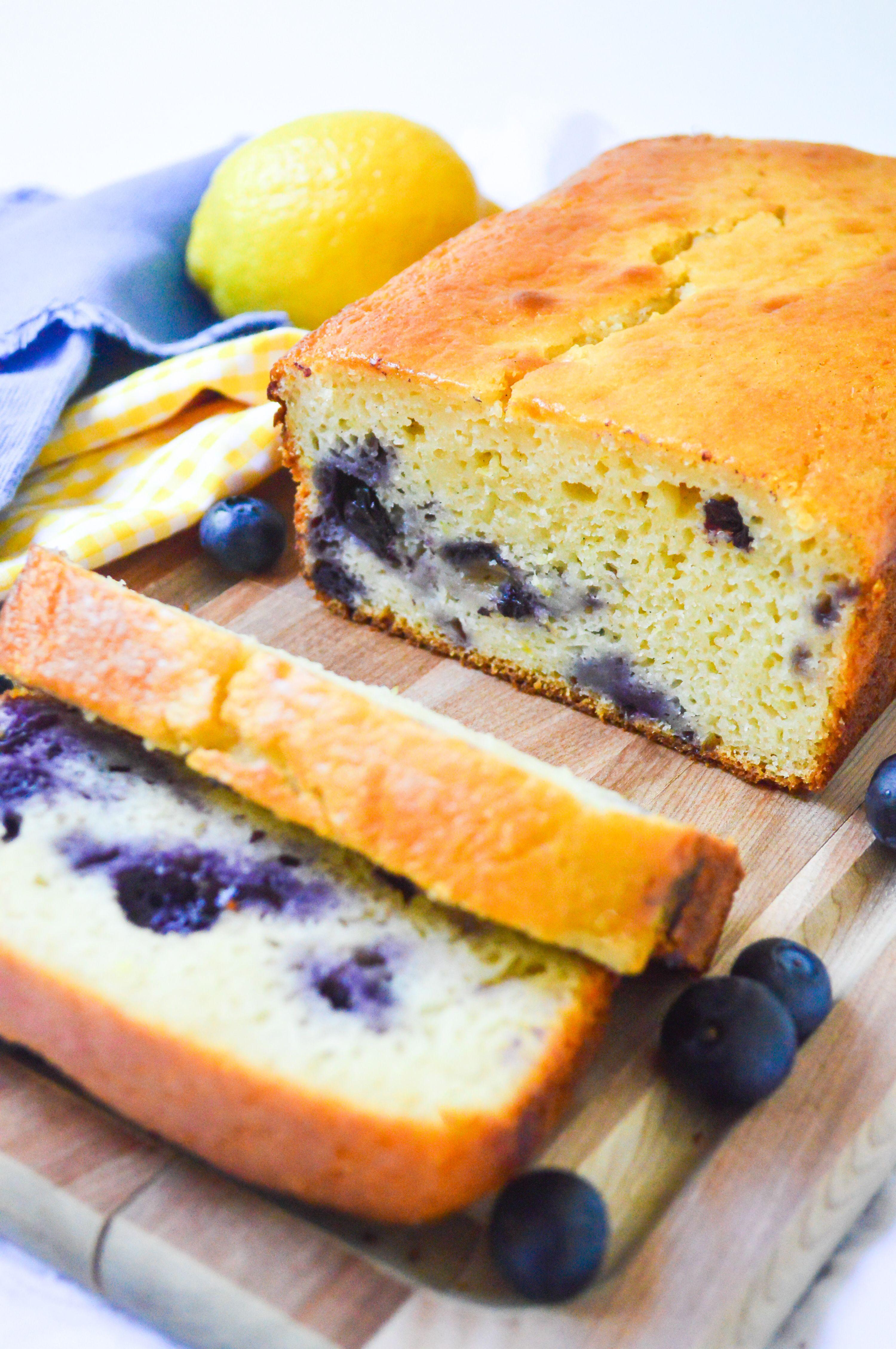 Blueberry lemon yogurt cake recipe lemon yogurt cake