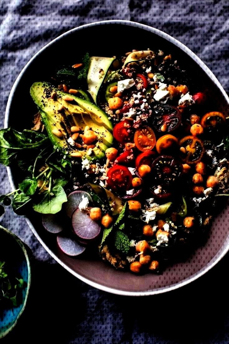 """Thought Quinoa Was quotBasicquot Until I Tried These Recipes - I'll Admit It, I Thought Quinoa Was """""""
