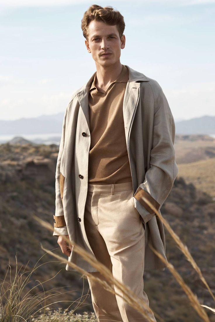 The Massimo Dutti summer tailoring lessons to follow this season – 拍摄