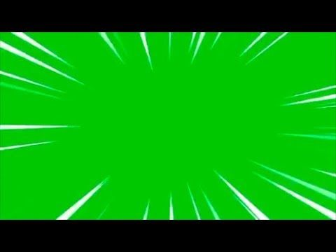 20+ Best Green Screen Effects FREE DOWNLOAD! Anime Zoom