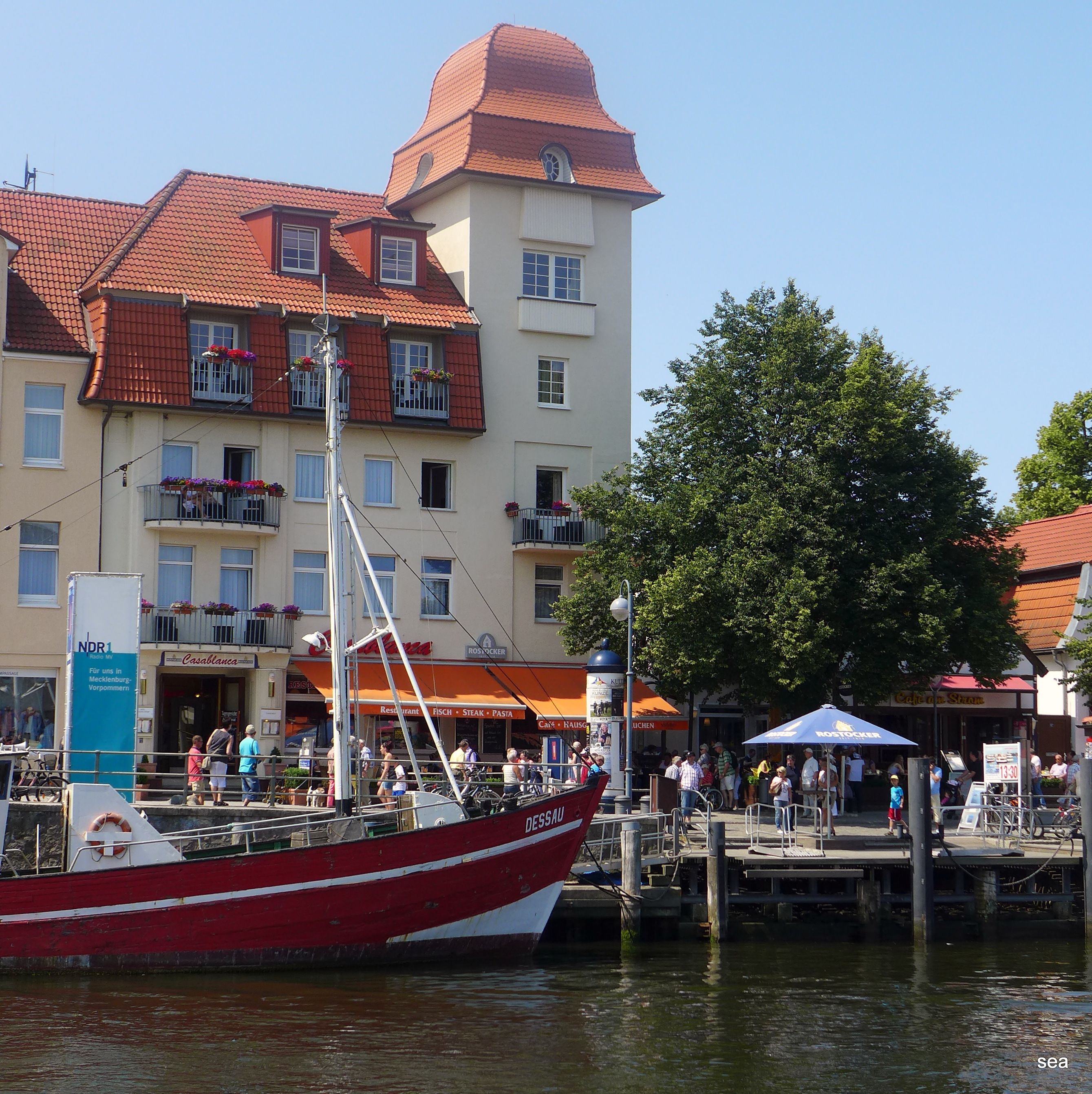 Places Spaces: Warnemünde, Rostock, Germany
