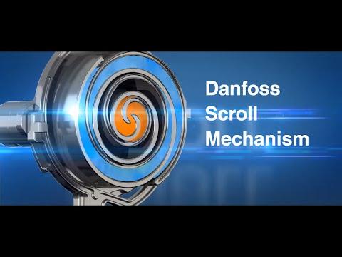 Danfoss Cool Scroll Mechanism Engineering Cooling Solutions