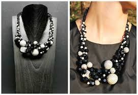 prestazioni superiori carina vendita a buon mercato nel Regno Unito Risultati immagini per collane particolari con materiale di ...