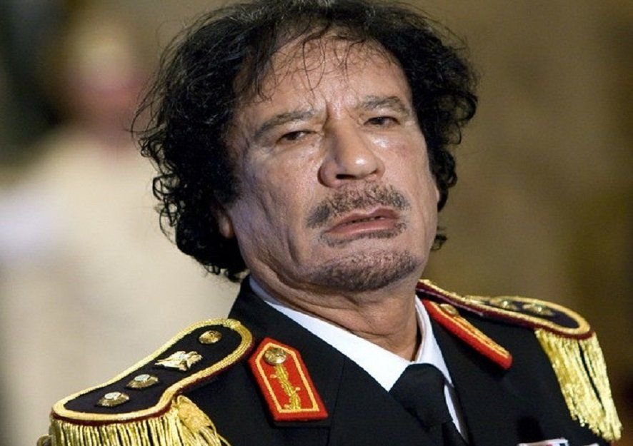 Pin By Prince Hakeem On O Nly Me Muammar Gaddafi Dictator Libya
