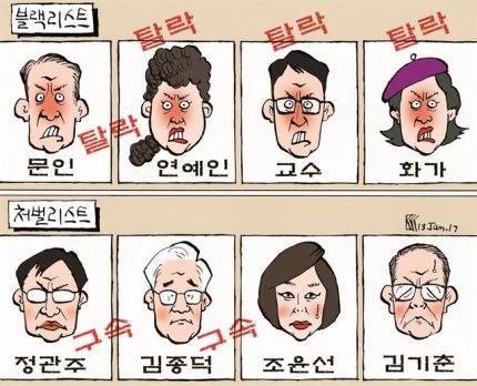 1월13일자 만평 :: 네이버 뉴스