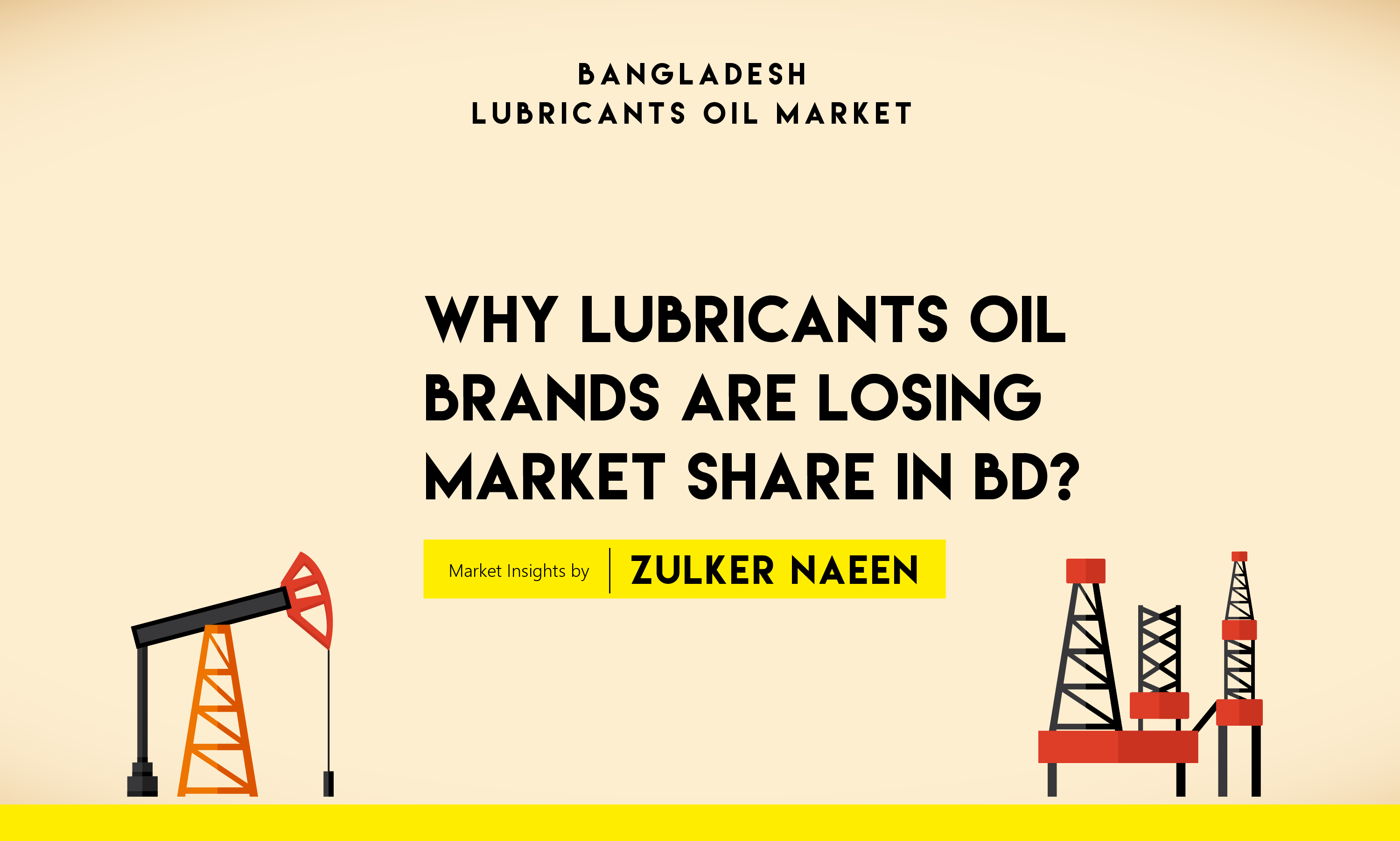 Why Lubricants Oil Brands Are Losing Market Share In Bangladesh