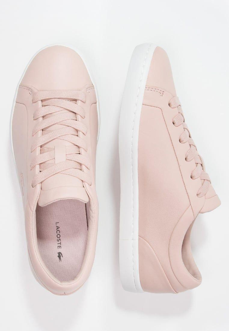 336440f09de Sneakers Lacoste STRAIGHTSET - light pink Rosa: 129,95 € Bij Zalando - maat  37,5 of 38