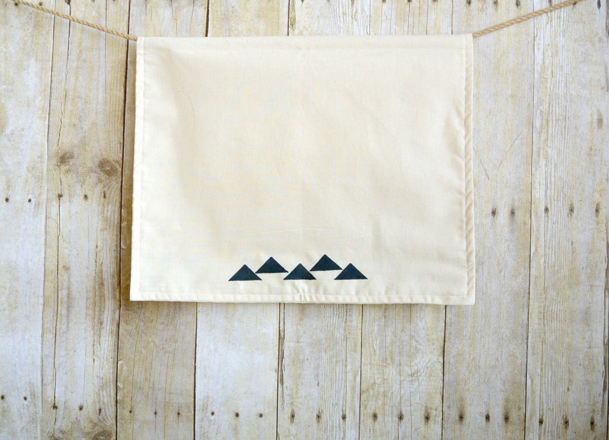 It is so simple to make your own tea towels! They are not only ...