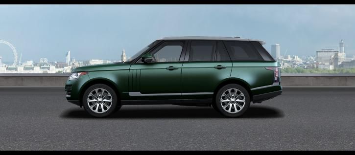 This Is My Land Rover Configure Yours Today Range Rover Land Rover Range Rover Hse
